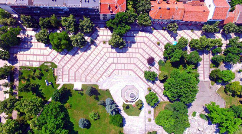 Благоустрояване и обновяване на паркове и градини в гр. Бяла Слатина