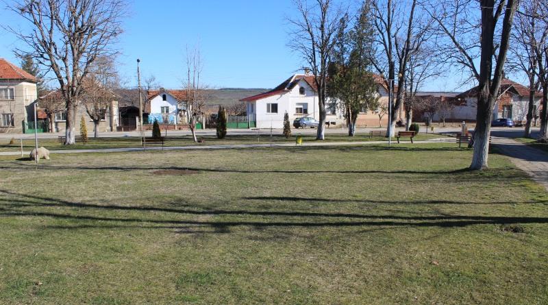 трояновски парк