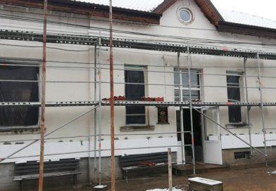 Започна ремонта на кметството в село Бъркачево